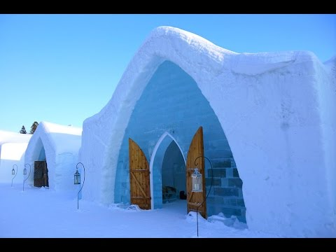 Xxx Mp4 ICE HOTEL Hôtel De Glace Quebec City Canada 3gp Sex