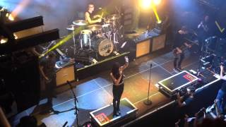 Against The Current - LIVE in London - October 7, 2015 - HD - FULL CONCERT