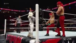 Los Matadores vs. Gold & Stardust: Raw, December 22, 2014