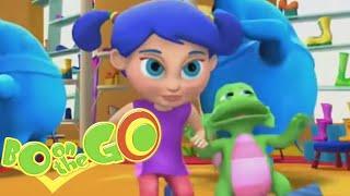 💜🌈 Bo on the GO! - Bo and the Teeny-Tiny | Cartoons for Kids 💜🌈