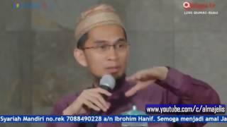 Bolehkan Makmum Membaca Al-Fathiah Saat Shalat Berjama'ah - Ustadz Adi Hidayat