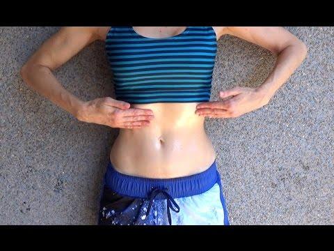 AUTOMASAJE REDUCTOR DE ABDOMEN Y trucos para eliminar la grasa del abdomen y cintura rápidamente