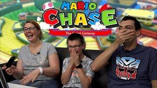 Qui se cache et fail le mieux ?? Nintendo Land Mario Chase - Family Geek