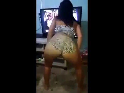Morena Gostosa Dançando Beco da Favela