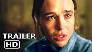 THE UMBRELLA ACADEMY Official Trailer Teaser (2019) Ellen Page, Superheroes Series HD