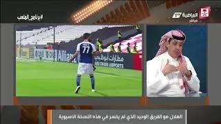 أحمد المطرودي : الهلال استفاد من أخطاء الإدارة في مباراة سيدني والهلال معاناته نفسية أكثر من فنية