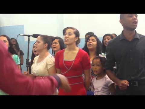 Mocidade Mipdamg força jovem 40 Anos da ipda de Belo Horizonte