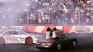 Hot Girls Spinning Cars - Wheelz N Smoke