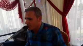 الفنان احمد كولجان مطعم الفردوس في غازي عنتاب أغنية امراح كوتور باني كتيكين يرا Ahmet GÜLCAN