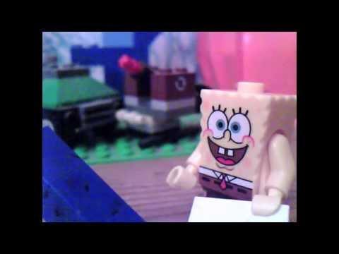 lego spongebob the paper P1