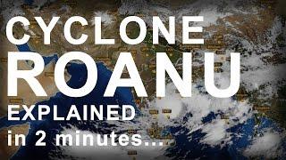 Cyclone Nada is similar to Cyclone Roanu