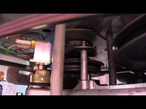 Lavadora de Roupas Brastemp Antiga Detalhes do Funcionamento