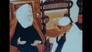 من أوراد الشيخ  الشعراوي صلاة ابن بشيش ووحدة الوجود
