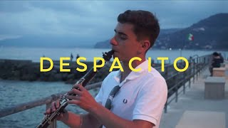 DESPACITO - Luis Fonsi ft. Daddy Yankee - Clarinet Cover