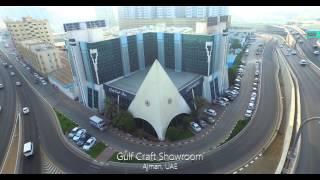 Gulf Craft Headquarters Aerial