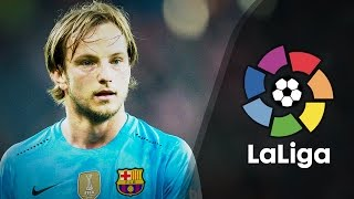 Top 10 Best La Liga Midfielders 2016 | Rakitic, Modric & Saul!