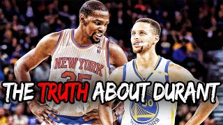Kevin Durant EXPOSED? Leaving the Warriors b/c of Steph Curry!