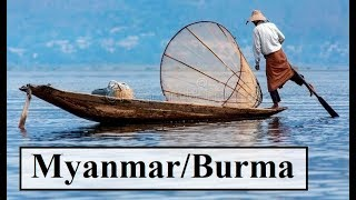 Myanmar/Beautiful INLE LAKE Part 48/48