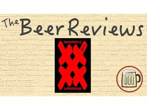 Xxx Mp4 Beer Reviews Ep 17 Struise Quad XXXX 2013 Belgian Craft Beer 3gp Sex