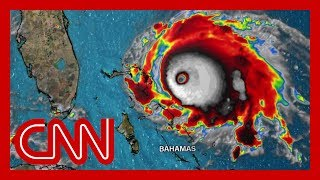 Meteorologist: Bahamas never hit with hurricane this strong