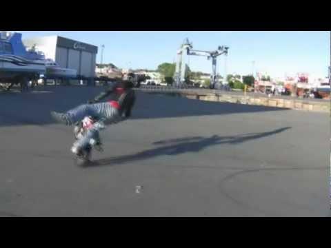 crf 50 stunt - test HD
