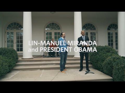Rose Garden Freestyle feat. Lin-Manuel Miranda