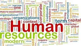 English for Human Resources VV 43 - HR Management (1) | Business English Vocabulary Lesson
