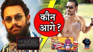 Aamir Khan vs Ajay Devgn,साल 2018 की Diwali पर भी देखने को मिलेगी अजय देवगन और आमिर खान की जंग !