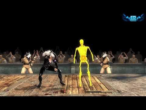 Mortal Kombat Komplete Mods Girls Only Part 2