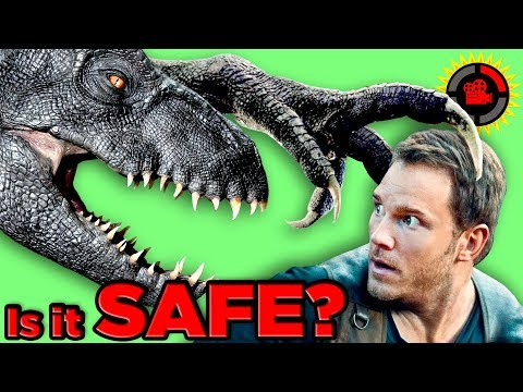 Xxx Mp4 Film Theory How To SAVE Jurassic Park Jurassic World 3gp Sex