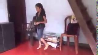 Girl acts Malar dance premam