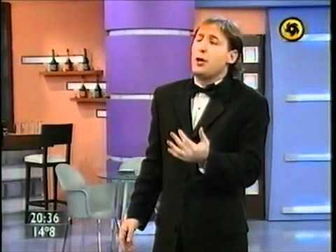 Martín Russo El Hombre de las Mil Voces Show