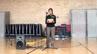 MS Election Speech - Secretary (Kaysie Y.)