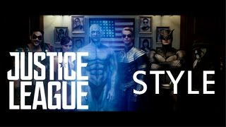 Watchmen Trailer (Justice League Style)