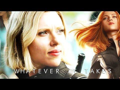 "Natasha Romanoff ""Black widow""    Whatever it takes"