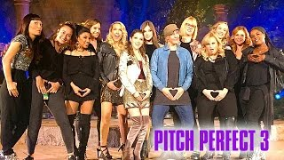 Pitch Perfect 3 Behind the Scenes - Blooper Reel at Wrap Party