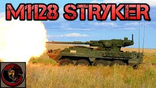 M1128 Stryker Mobile Gun System | INFANTRY SUPPORT