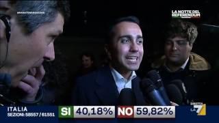 Di Maio a Celata: Ora potrai votare il programma on line anche tu. Mentana: Smascherato Celata!