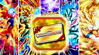BEST SSRs TO CHOOSE FOR FREE! NEW Dokkan Thank You Free Gift   Dragon Ball Z Dokkan Battle