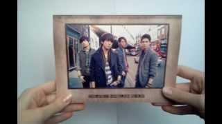 Unboxing CNBLUE 씨엔블루 4th Mini Album Re:BLUE (Normal Edition)
