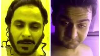 Dr.Sanket Bhosale Farhan Akhtar and Sanjay Dutt funny!