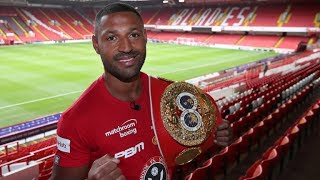 Keith Thurman & American Boxing fans are DISRESPECTING & OVERLOOKING Kell Brook....
