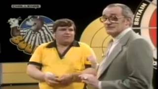 Two Jocky Wilson Appearances on Bullseye (1983 | 1984)
