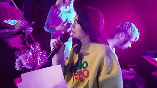 Dua Lipa Diaries 003 - BBC Radio 1 Live Lounge - February 2018