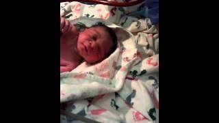 My baby boy born at 39 weeks
