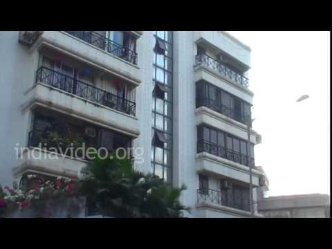 Zeenat Aman's House, Bollywood Actress, Hindi Cinema, Mumbai, India