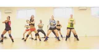 Will.I.Am - Feelin' Myself ft. Miley Cyrus, Khalifa, Montana / choreo by Martina Panochová