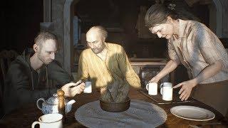バイオハザード 完全版とある家庭の食卓シーン(ゾイ操作) バイオ7[60fps 1080p] Resident Evil 7/BIOHAZARD 7