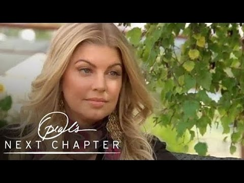 How Fergie Overcame Her Crystal Meth Addiction | Oprah's Next Chapter | Oprah Winfrey Network