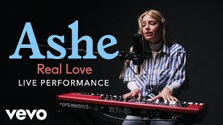 "Ashe - Ashe - ""Real Love"" Official Performance 